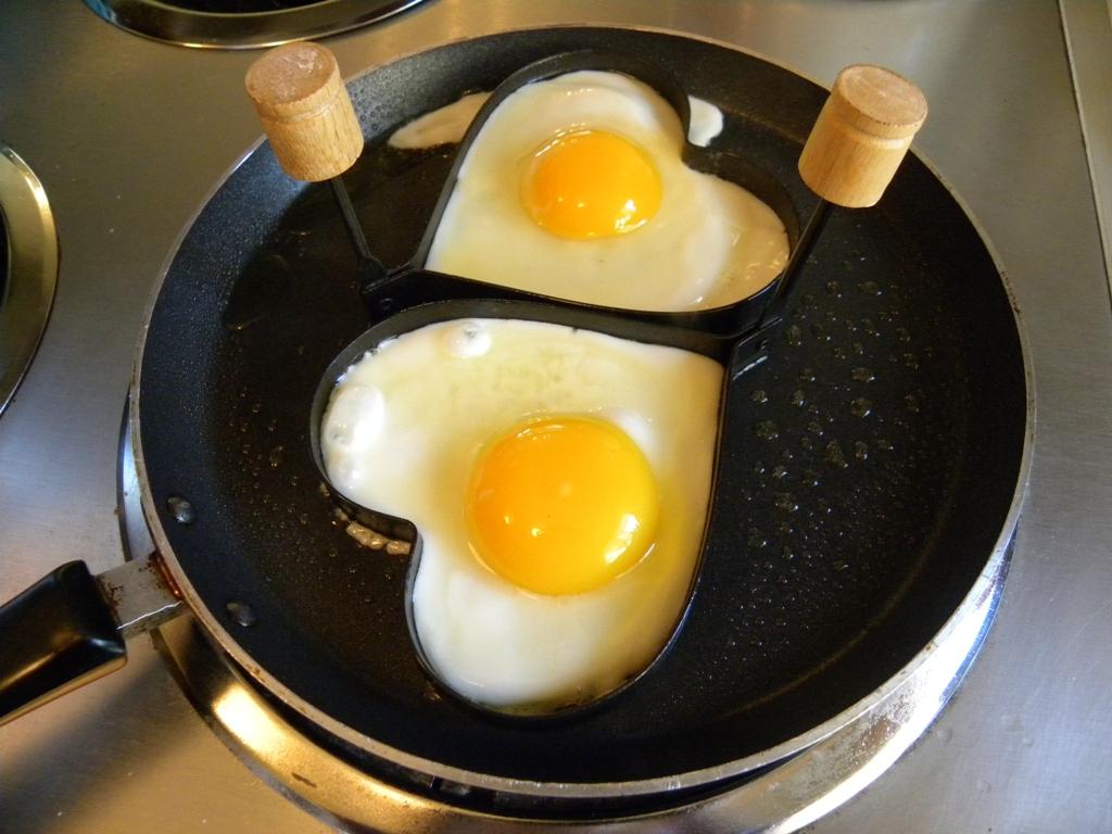 La forma de cocinar huevos define la personalidad radio for Cocinar yemas de huevo