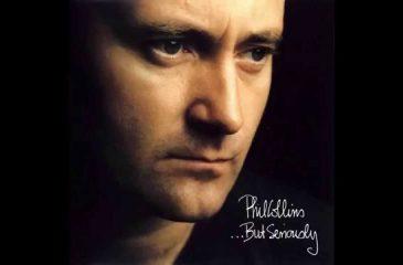 Recordamos en número uno de Phil Collins en Reino Unido