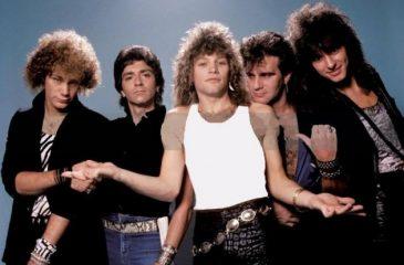 Recordamos el nacimiento de la banda Bon Jovi