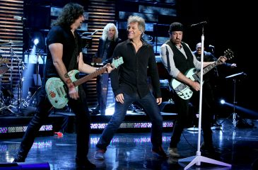 Bon Jovi anuncia regreso a Chile