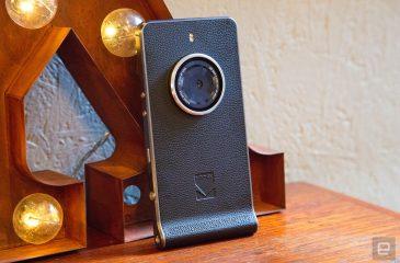 Kodak vuelve con Ektra, un teléfono pensado para fanáticos de la fotografía