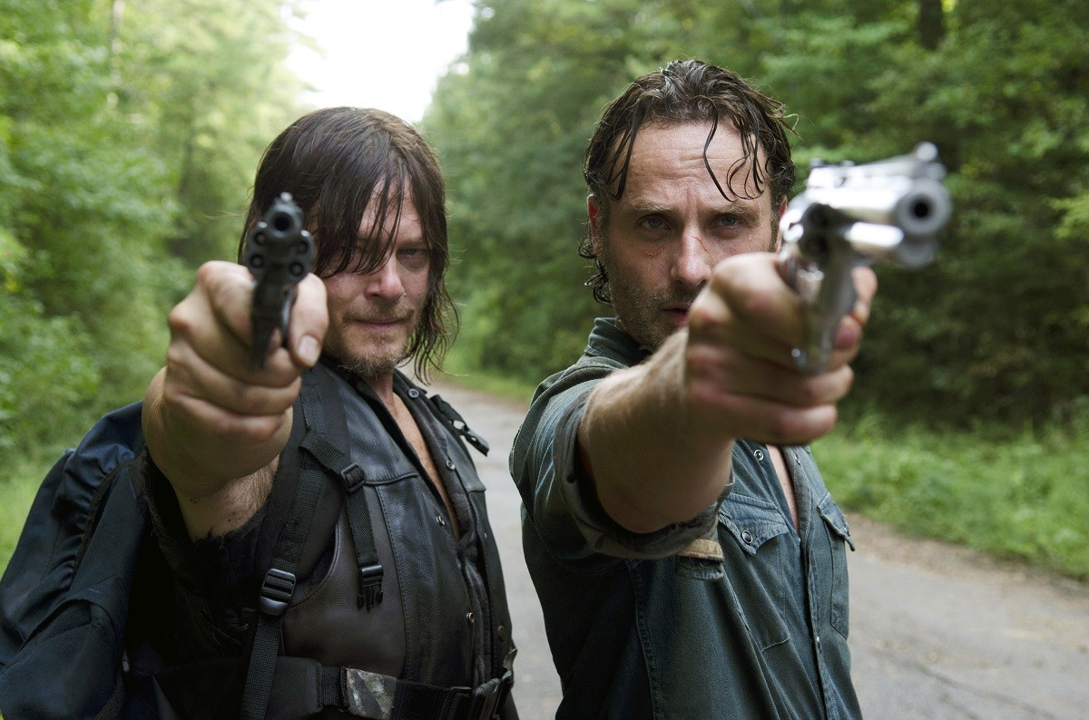 The Walking Dead tendrá su novena temporada