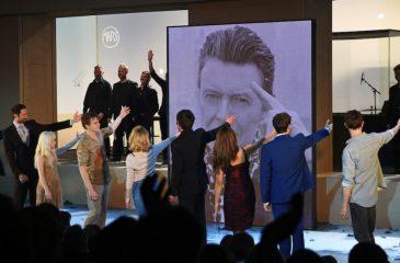 """El musical """"Lazarus"""" de David Bowie se convertirá en una experiencia de realidad virtual"""