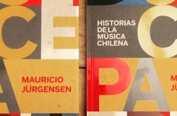 """Concurso Zoom: Participa por el libro """"Dulce Patria: Historias de la música chilena"""" de Mauricio Jürgensen"""