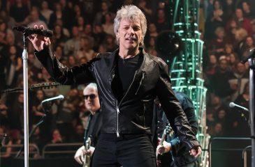 Bon Jovi debió terminar show antes de tiempo por problemas de voz de su vocalista