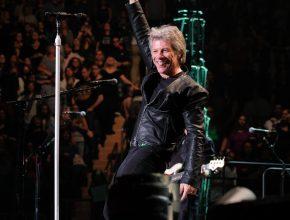 Bon Jovi llega a Chile con su nuevo disco