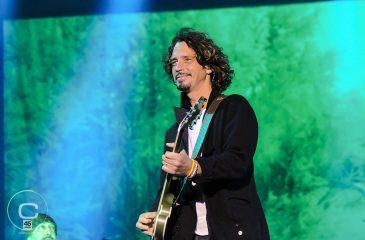 Chris Cornell 1964 – 2017: Postales de su visita con Soundgarden