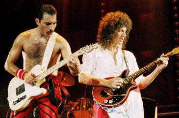 Brian May revela que Freddie Mercury perdió un pie mientras luchaba contra el Sida