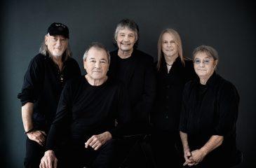 Deep Purple, Lynyrd Skynyrd y Tesla tocarán juntos en Chile