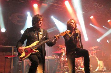 """Europe regresan a Chile con su último disco """"War of Kings"""""""