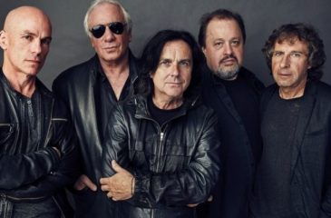 """Marillion Weekend"" en el Teatro Caupolicán"