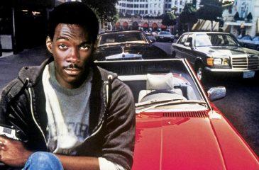 23 de junio: El soundtrack de la película Beverly Hills Cop llegó al número uno