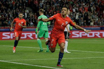 Alexis histórico: Anotó el 1 a 0 ante Alemania y es el máximo goleador de la Roja