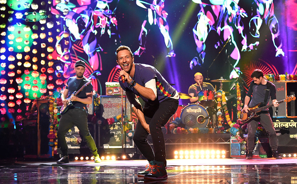 Coldplay lanza nuevo sencillo 'All I can think about is you'