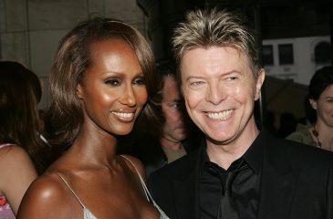 Iman dedicó sentido tributo a David Bowie en sus bodas de plata