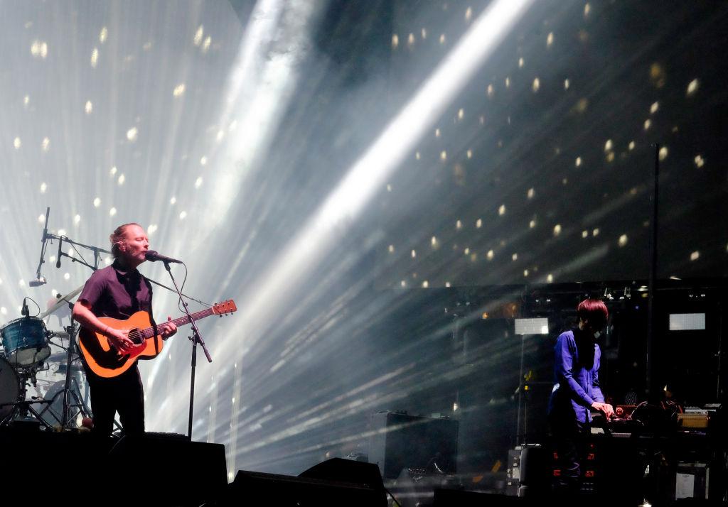Radiohead lanza 'I promise', tema inédito