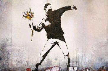 Lapsus de DJ reaviva popular teoría sobre la identidad de Banksy