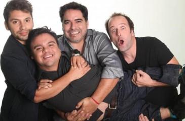 """Concurso Sin Anillo: Ganadores de invitaciones para """"Tres comediantes y un bebé"""""""