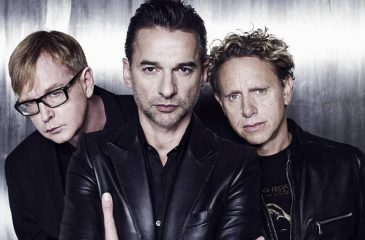 "Depeche Mode estrena video en 360° para ""Going Backwards"""