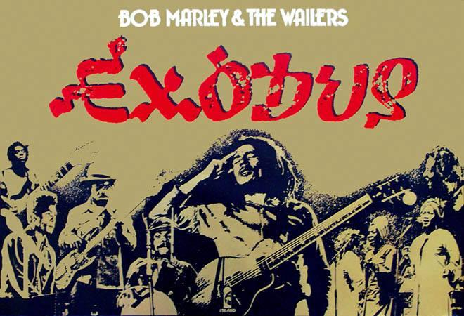 Resultado de imagem para exodus - bob marley - 40 anos