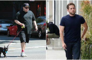 Jonah Hill luce completamente diferente luego de perder más de 30 kg