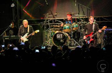 G.I.T. y su gira de reunión en Santiago