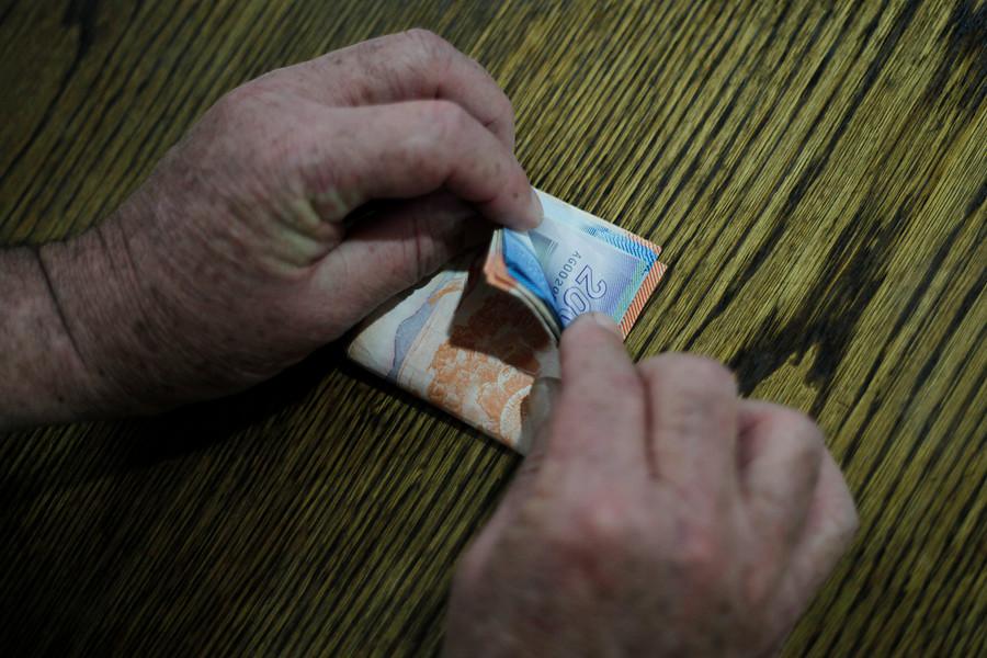 INE reveló que el sueldo promedio de los chilenos es de $517.540