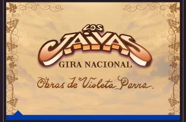 Los Jaivas comienzan gira nacional con su disco Obras de Violeta Parra