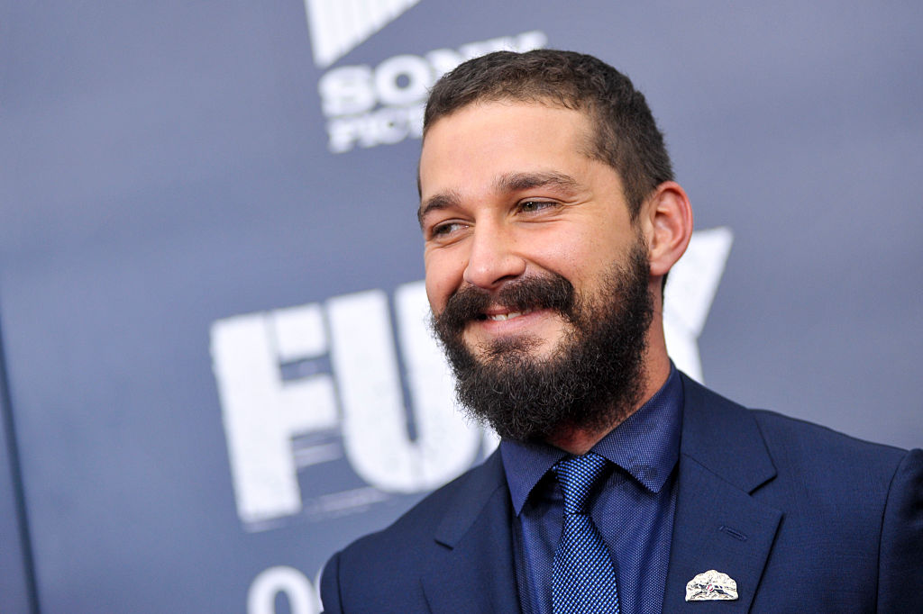 Difunden video de arresto de Shia LaBeouf