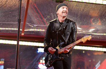 """The Edge contó cómo fue su primera experiencia con """"hongos mágicos"""""""