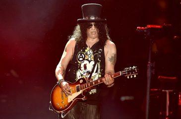 23 de julio: ¡Feliz cumpleaños Slash!