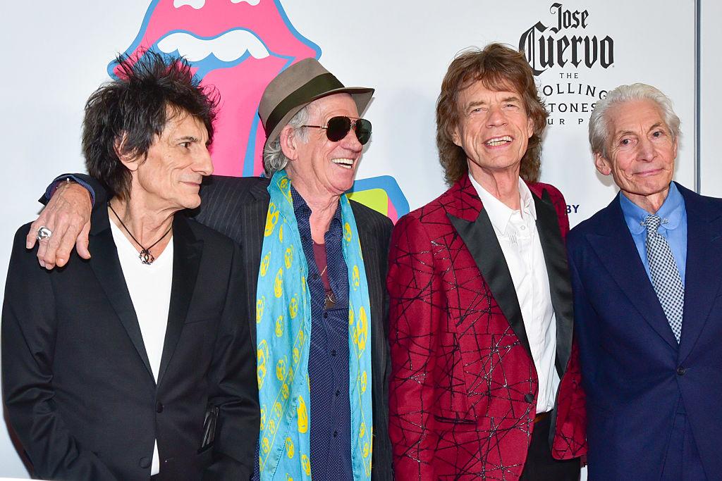 Los Rolling Stones lanzarán el 8 septiembre un álbum inédito