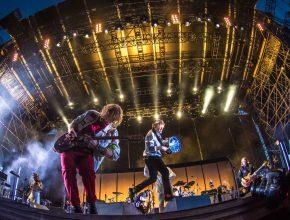 Arcade Fire regresa a Chile con su nuevo álbum Everything Now