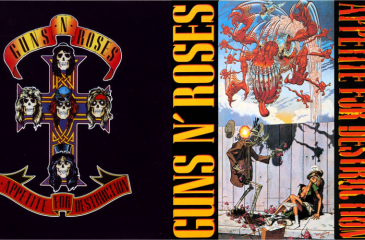 21 de julio: 30 años del lanzamiento de Appetite for Destruction