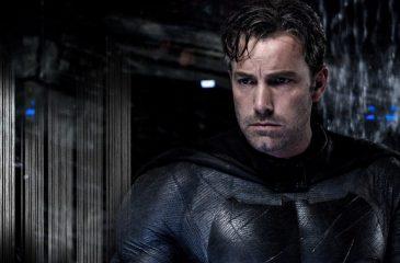 En duda el futuro de Ben Affleck como Batman