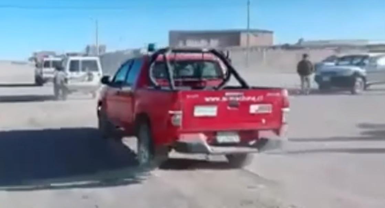 Romero dice que camioneta reportada en Chile como robada fue incautada