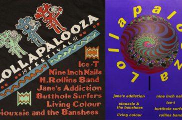 18 de julio: Primera edición del festival Lollapalooza
