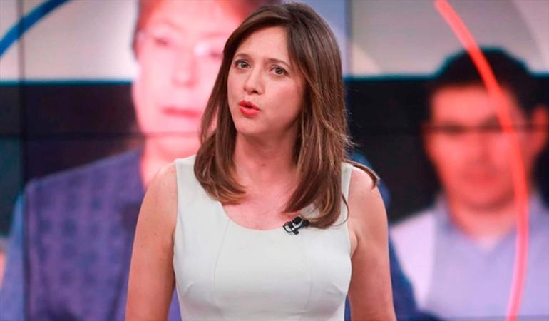 Mónica Pérez renunció a TVN tras polémica por su contrato