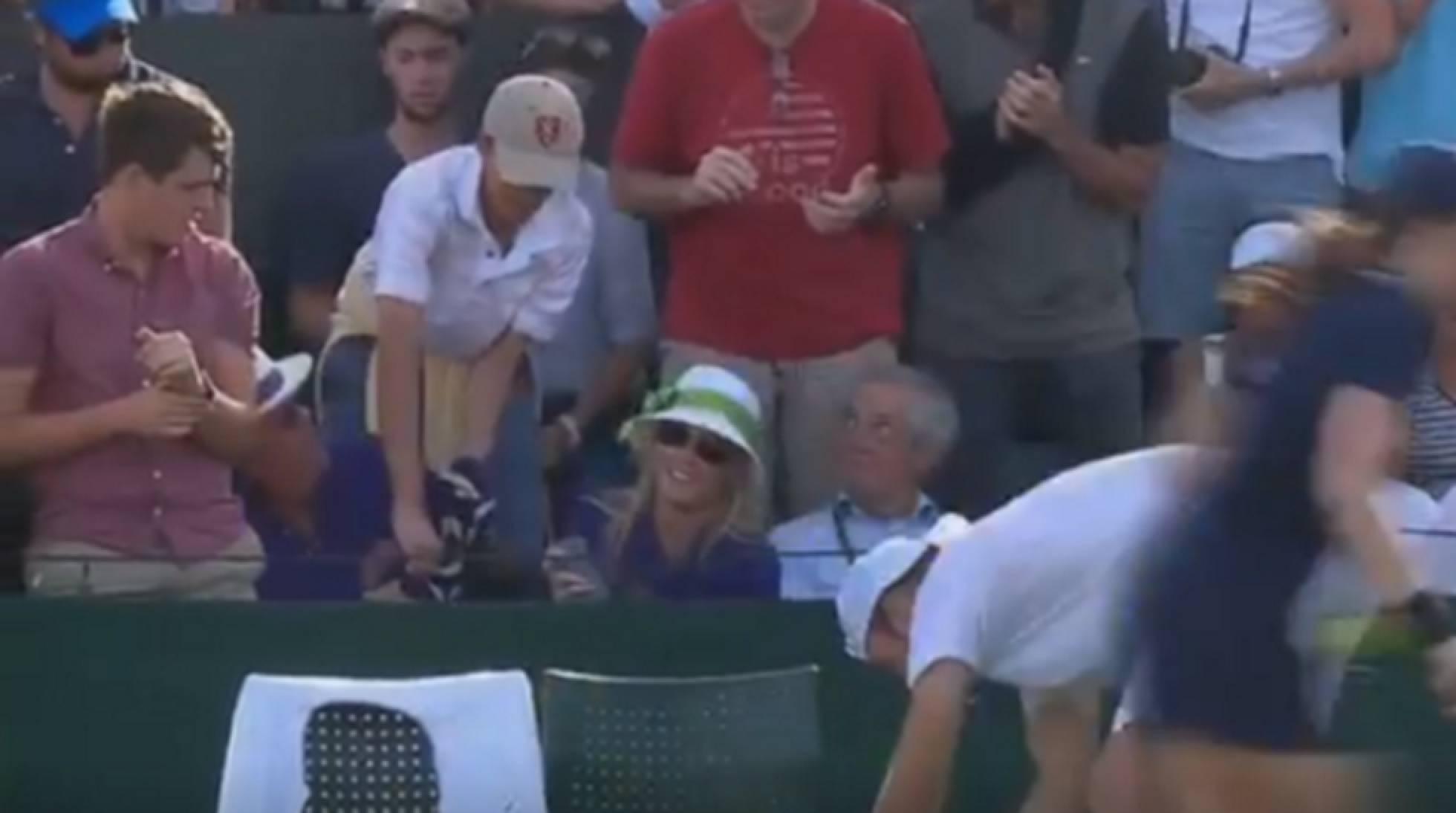 Christian Garín sucumbió ante Jack Sock y se despide de Wimbledon