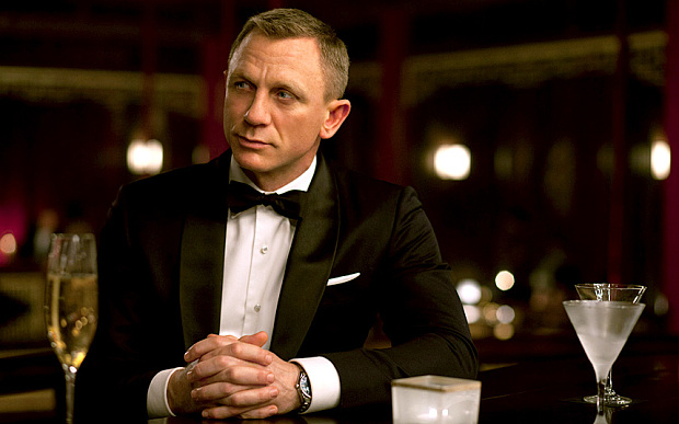James Bond volverá al cine a fines de 2019