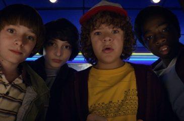 Nuevos trailers de Stranger Things, Liga de La Justicia, Star Trek y más