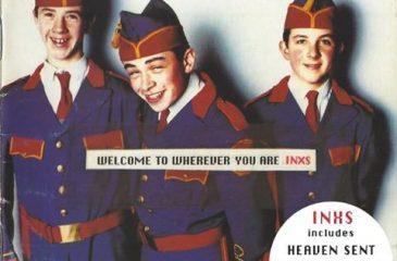 15 de agosto: INXS llegó al número uno en Reino Unido
