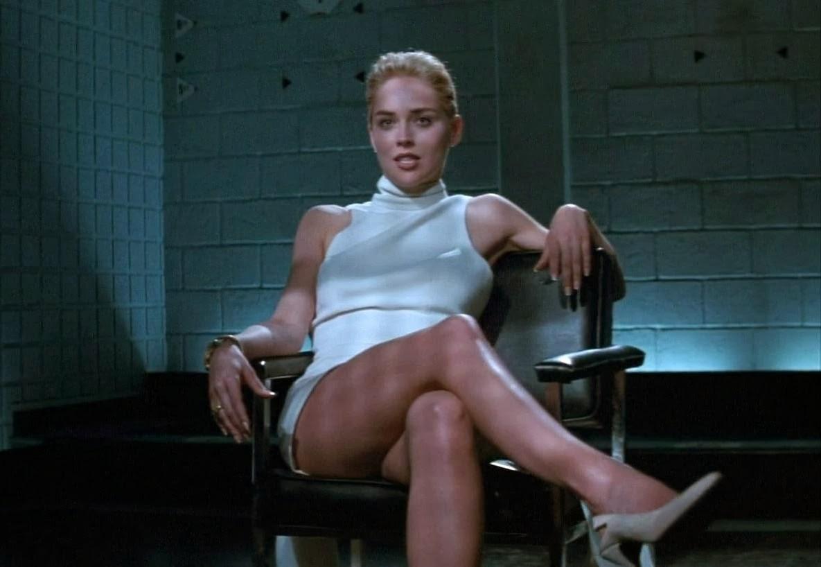 Sharon Stone comparte su cinta de audición para
