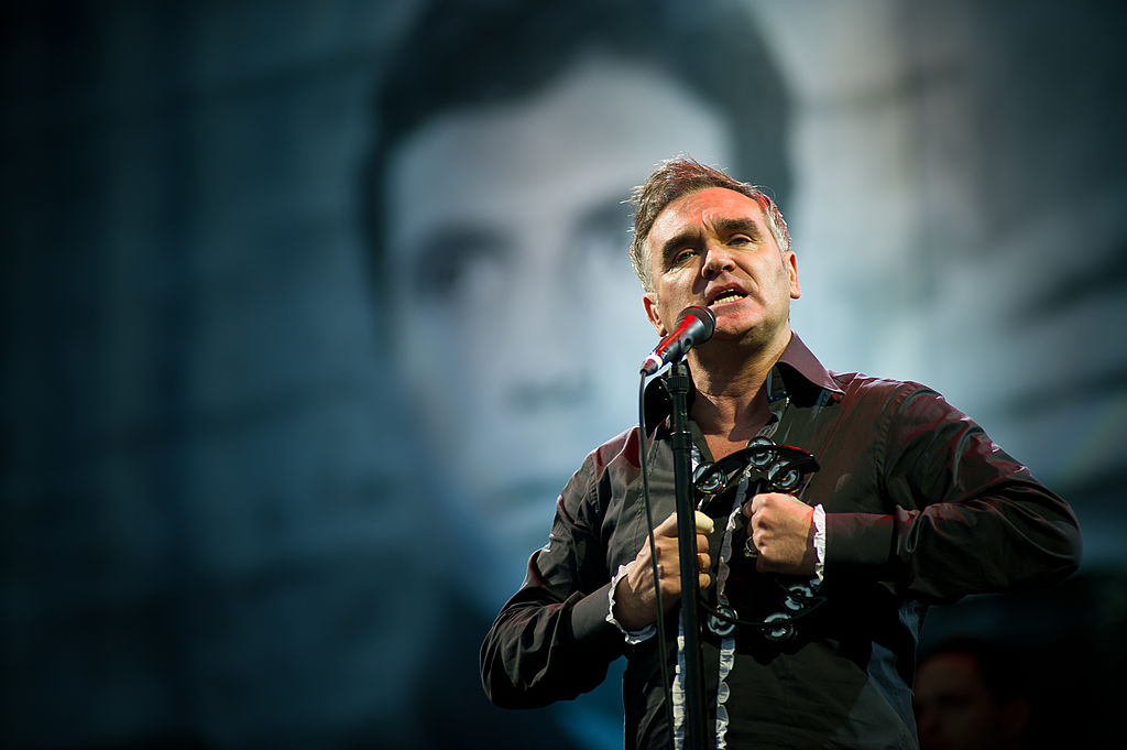 Morrissey anunció la salida de un nuevo disco: Low in High School