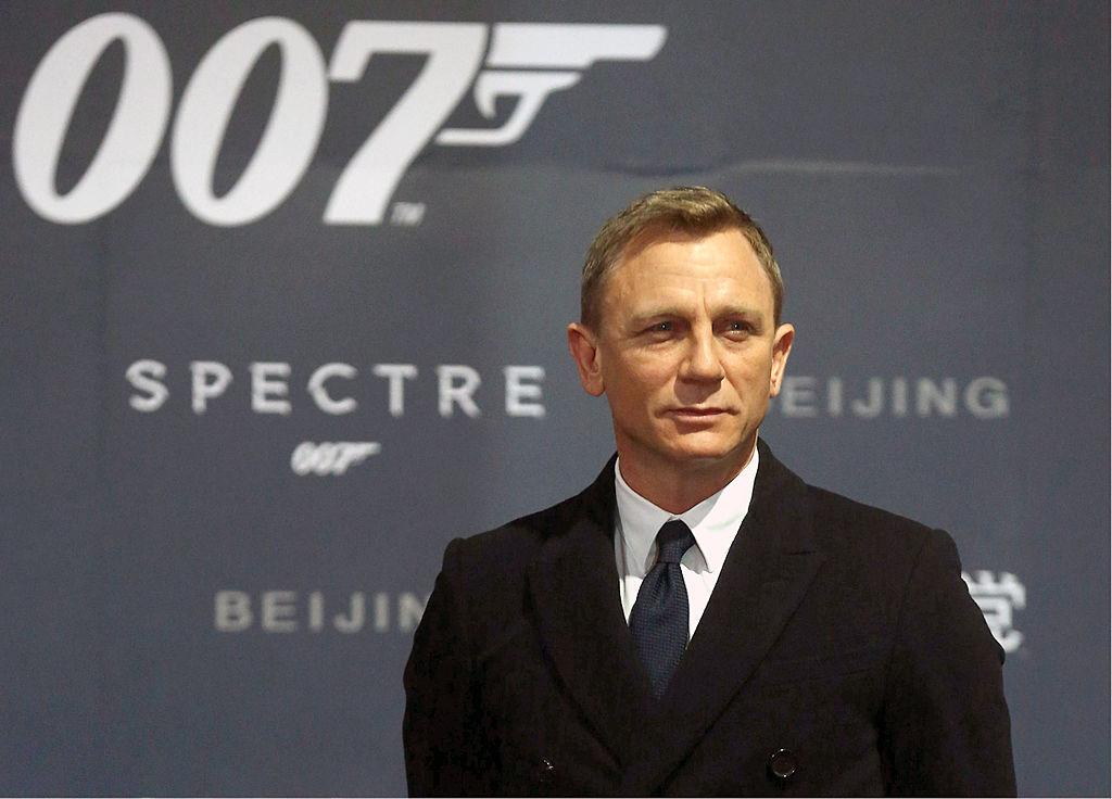 Daniel Craig confirma regreso como James Bond