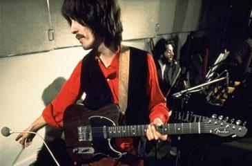 Fender lanza edición limitada de guitarra inspirada en George Harrison