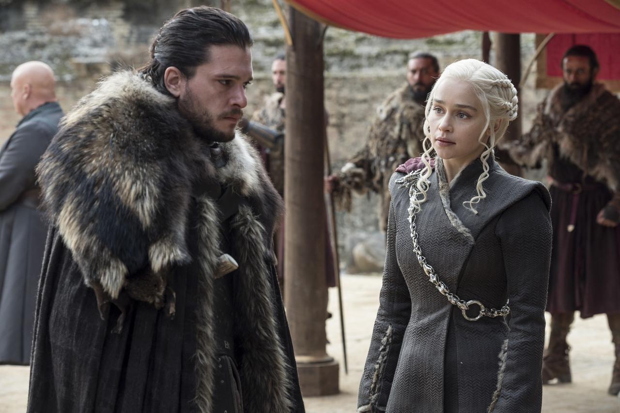 HBO difundió fotos del último capítulo de Game of Thrones