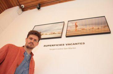 Exposición fotográficaSuperficies vacantesde Sergio Castro