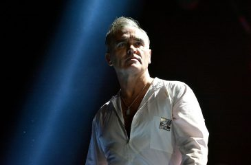 "Morrissey estrena ""Spent the day in bed"", primer single de su nuevo disco"