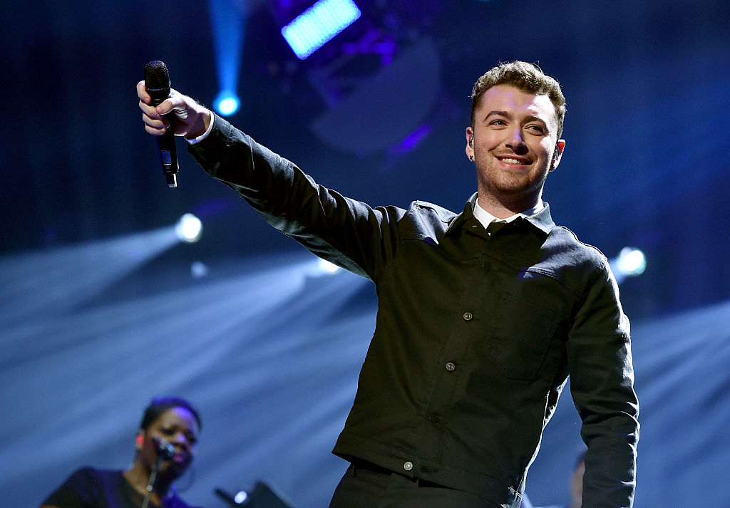 Sam Smith volvió a la música con